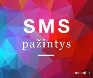 SMS pažintys internete