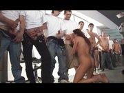 Sekso orgija su 50 vyrų