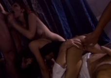 Sekso orgija pilies menėje