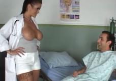 XXX porno su gydytoja ir pacientu